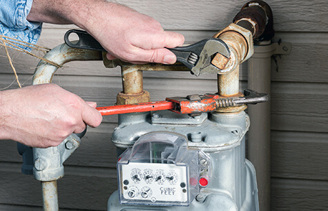 Butler Plumbing, Inc. — Gas Piping