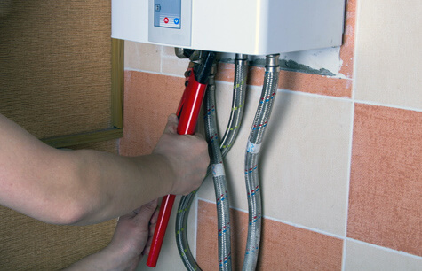 Butler Plumbing, Inc. — Tankless Water Heaters